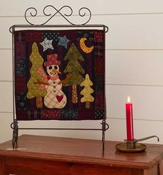 Little Quilts Throughout The Year Kit Of The Month | Keepsake Quilting