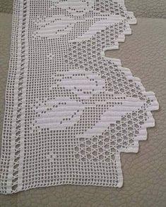 Diy Crafts Knitting, Diy Crafts Crochet, Crochet Projects, Diy Crafts Paper Flowers, Diy Crafts Love, Crochet Flowers, Crochet Lace, Borboleta Crochet, Crochet Pillow Cases
