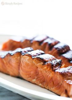 Grilling salmon is easy! Especially with these tips on how to grill them perfectly every time. Recipe includes 4 great marinades. On SimplyRecipes.com