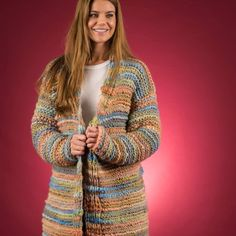 EK 5 – Öppen, lång kofta i Mayflower Easy Knit från Mayflower Knitting Patterns Free, Free Knitting, Free Pattern, Knitted Coat Pattern, Knitting For Charity, Knit Picks, Coat Patterns, Long Jackets, Knit Or Crochet