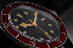 Just Because: A Closer Look At The Tudor Black Bay — HODINKEE - Wristwatch News, Reviews, & Original Stories