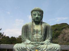 Great budha of Kamakura, Tokyo, Japan