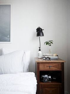 Cozy home with a vintage touch - via Coco Lapine Design