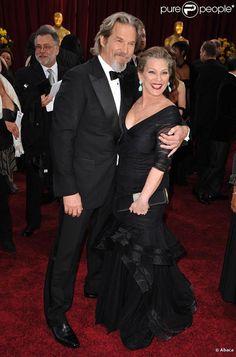 beau bridges with his wife Wendy Treece (1984-present ...