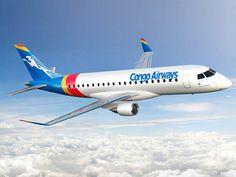 Affrètement aérien  RDC : Congo Airways passe à l'Embraer #Actualité #Technologie affrètement avion