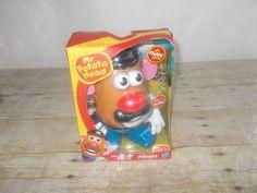 Mr. Potato Head With Legs New #Playskool