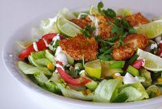 Makuja kotoa: Salaatit