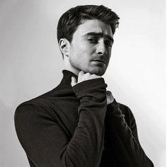 Daniel Radcliffe - L'Officiel Hommes Magazine
