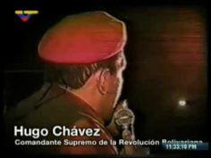 COMANDANTE CHÁVEZ: NOSOTROS ESTAMOS HECHOS DE LA SANGRE DE LOS GUERREROS DE AMÉRICA