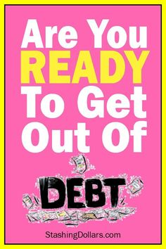 Having debt can be one of the biggest sources of stress in a person's life. Take the steps to become Frugal Family, Frugal Living Tips, Money Tips, Money Saving Tips, Money Savers, Sources Of Stress, Save Money On Groceries, Get Out Of Debt, Debt Payoff
