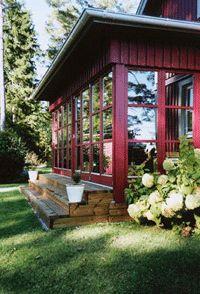 Stora uterumsguiden | Uterum | Trädgård | viivilla.se New England Hus, Dream Garden, Home And Garden, Outdoor Spaces, Outdoor Living, Country Style, Interior And Exterior, Outdoor Gardens, Gazebo