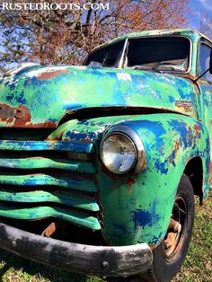The Road to Buying a Rusty Old Truck. Great Tips!! #RustedRoots #OldTruck