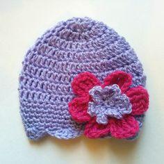 Cute hat!