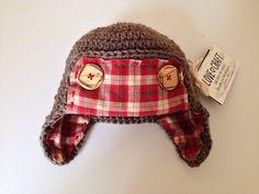 Ravelry: Ernsk's Crochet Trapper Hat