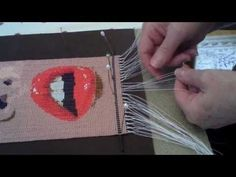 Instructional video on beadweaving - How To: - YouTube