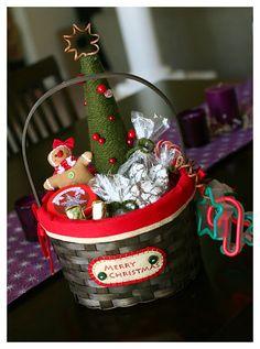 Cute gift basket!