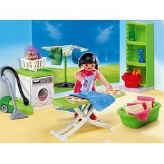 Playmobil - Buanderie