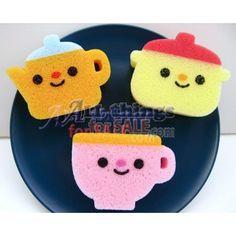 cute sponges