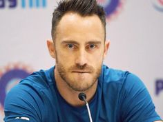 Faf du Plessis feels five seasons under Mahendra Singh Dhoni transformed him as a cricketer - The Economic Times