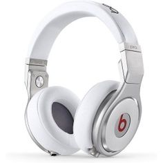 """Beats by Dre """"Beats Pro"""" Over-Ear Headphones - Beats Pro headphones are created for sound engineers, musicians, and anyone else who takes sound seriously. Cute Headphones, Studio Headphones, Bluetooth Headphones, Over Ear Headphones, Sports Headphones, Beats By Dre, Beats Studio, Solo Hd, Professional Headphones"""