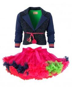 Mim-Pi 1329 blazer and Mirols skirt