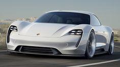 Porsche Mission E: um elétrico com mais de 600 cv para enfrentar o Tesla Model S - FlatOut!