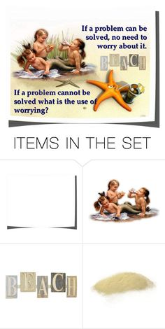"""""""What's the use of worrying"""" by riri-thatsme ❤ liked on Polyvore featuring art"""