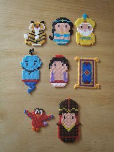 Aladdin muñequitos                                                                                                                                                                                 Más