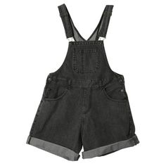 Oriana Dungarees (385 CNY) ❤ liked on Polyvore featuring jumpsuits, shorts, overalls, bottoms, dungarees, jump suit, denim bib overalls, overalls jumpsuit, bib overalls and denim jumpsuit