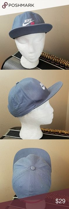 size 40 d91ab 85d9c NIKE SB GREY PINK YOUTH ADJUSTABLE BASEBALL CAP NIKE SB GREY PINK YOUTH  ADJUSTABLE