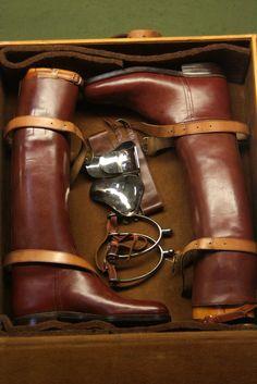 Louis Vuitton | Vintage Riding Boots