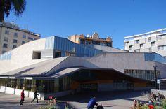 Biblioteca Jaume Fuster, Josep Llinàs, Pl. Lesseps