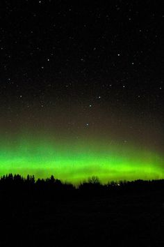 On the heels of a solar eclipse for the Southern Hemisphere, a fabulous display of auroras last night for those at northerly latitudes.