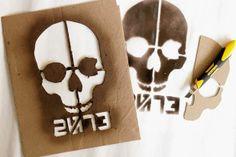 How to Make Graffiti Stencil