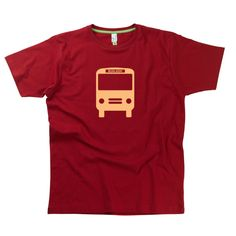 Bualadh Bus Gent's T-Shirt by Hairy Baby