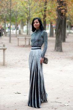 Best. Outfit. Ever.  Leigh Lezark via Wayne Tippets