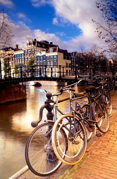 Noord-Holland Province, Amsterdam, The Netherlands      13 Reasons Why The Netherlands Must Be On Your Bucket List