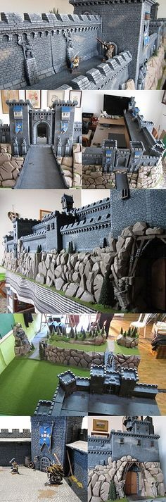 Warhammer Fortress