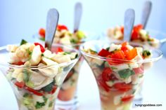 South Florida Food – Conch Ceviche Recipe, used to make this in Nassau it's soooo good Seafood Dishes, Seafood Recipes, New Recipes, Cooking Recipes, Favorite Recipes, Healthy Recipes, Florida Food, South Florida, South Beach