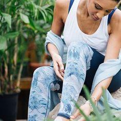 NEW! Spring 2018 Leggings PRE-ORDER NOW! Bali Love 🌺❤️😃 #ecofashion  #myrosebuddha #madeincanada #faitauquebec  #styleblogger #responsiblefashion  #goinggreen  #yoga #consciousliving  #leggings #activelife #athleisure #bali #baliyoga