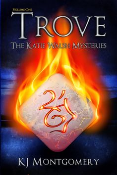 Between The Pages: BOOK BLAST: Trove by KJ Montgomery