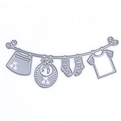 Whitelotous Metalic Baby Wear Cutting Dies Stencil DIY Sc... https://www.amazon.com/dp/B01MSID9Y0/ref=cm_sw_r_pi_dp_x_SQAryb2SXS922