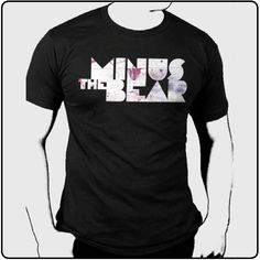 Image detail for -Minus The Bear T Shirts - what is seen cannot be unseen