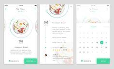 Health Food App Exploration