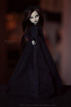 OOAK Monster High Mummy by Juli Sidorova ☜♡☞ #OOAKbyJuliSidorova #JuliSidorova…