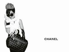 Lily Allen-Chanel Campaignリリー・アレン,シャネル