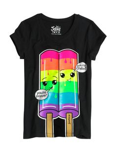 Chillin Pop Graphic Tee | Foods | Graphic Tees | Shop Justice