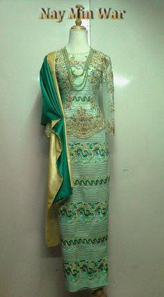 myanmar fashion