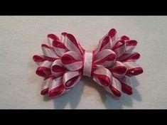 Цветок КАНЗАШИ. Повязка для Волос Своими Руками. KANZASHI / DIY Flowers /Tutorial. - YouTube