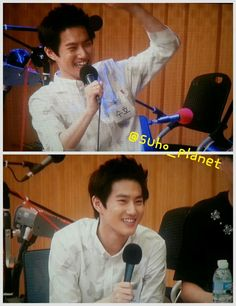 Twitter / Suho_planet: 130808 EXO SUHO 붐의 ...